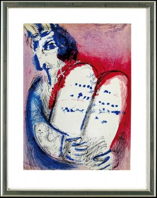 Chagall_Moses_1956 WVZ 126 Shop