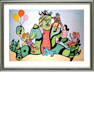 Phalle_Monster